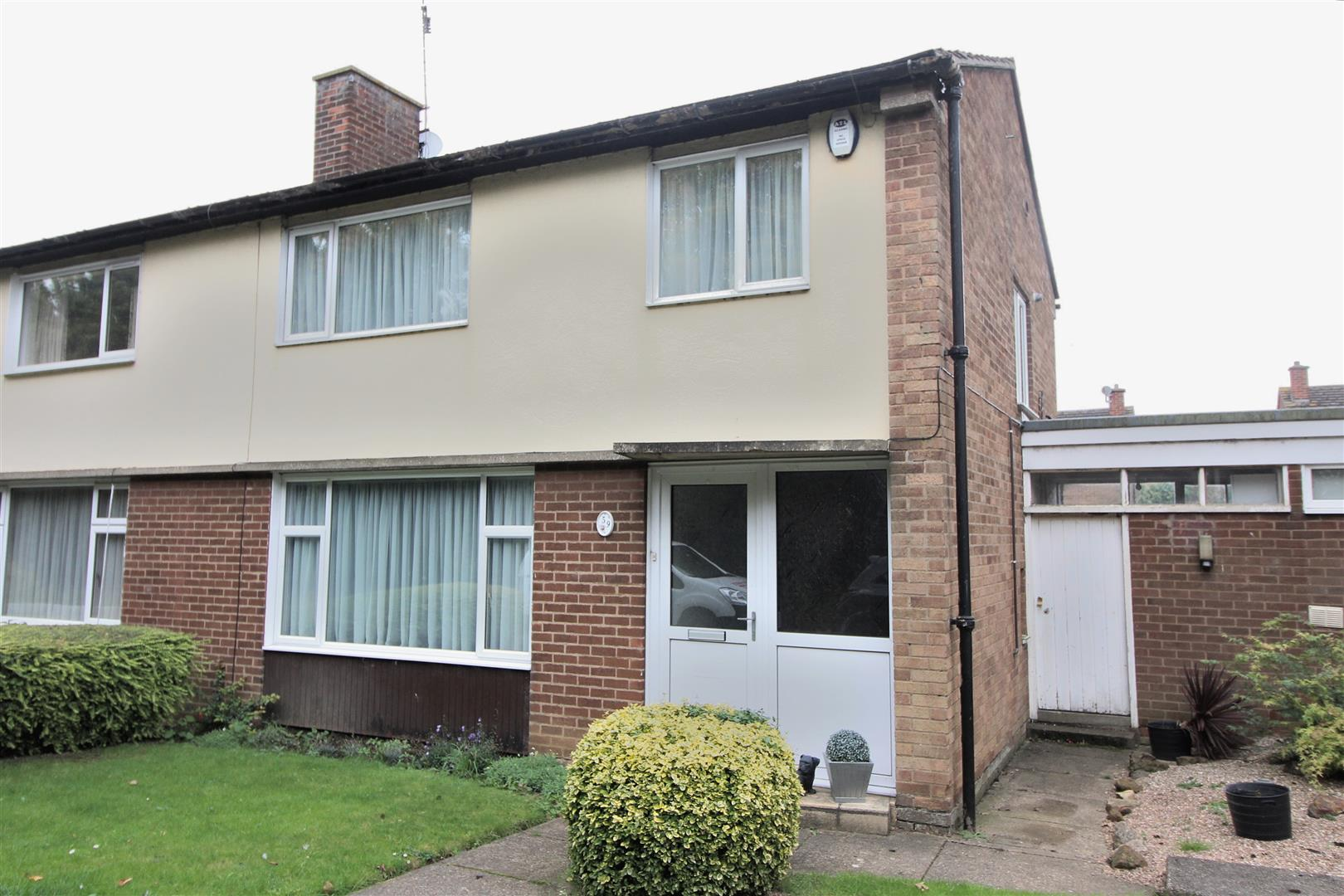 3 Bedrooms Semi Detached House for sale in Millers Park, Wellingborough